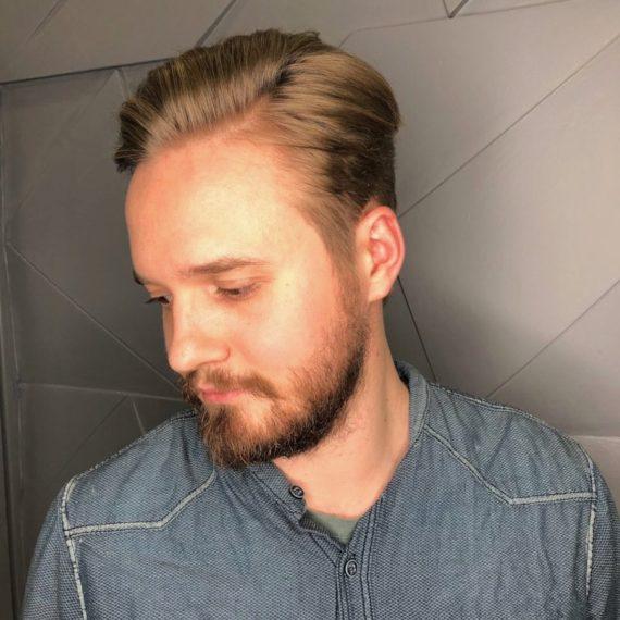 Мужская стрижка фото