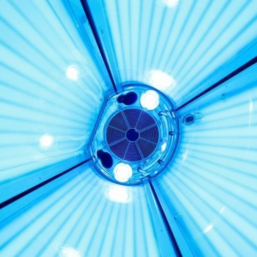 Вертикальный солярий фото