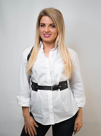Мария Заика