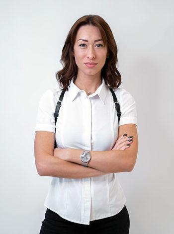 Александра Митрякова